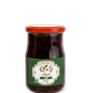 Domaći džem jagoda 680gr, Plodovi Vlasine