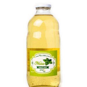 Domaći sirup nana 1l, Plodovi Vlasine