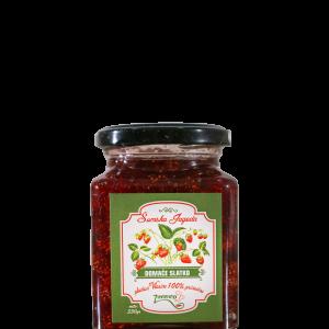 Domaće slatko šumska jagoda 330gr, Plodovi Vlasine