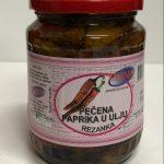 Pečena ljuta paprika u ulju – rezanka 500gr, PetNik, Vranje