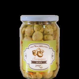Šampinjon salata 720ml, Plodovi Vlasine