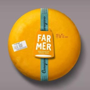 Kravlji sir gauda 250gr, Farmer