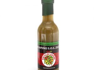 Jalapeño S.O.S. zeleni 187ml