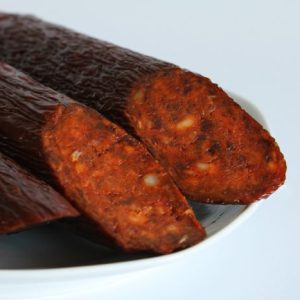 Kulen od mangulice 500gr, Mangulica Kovilj