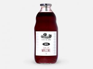 Matični sok od maline 1l