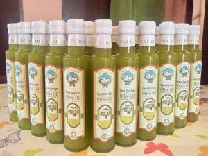 Organsko ekstra devičansko maslinovo ulje 250ml – Dalmacija