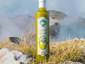 Organsko ekstra devičansko maslinovo ulje 750ml – Dalmacija