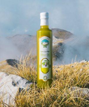 Olea Dalma ekstra devičansko maslinovo ulje iz Dalmacije 750ml – organik