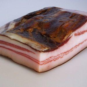 Dalmatinska slanina 1kg, Aćim