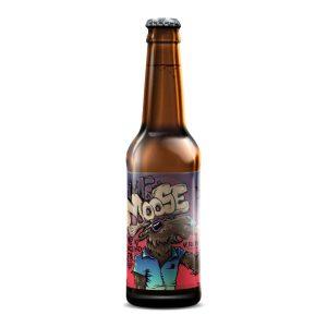 Pivo Mr. Moose APA 0,33l, Crow brewery