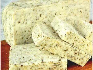Polutvrdi punomasni sir sa dodatkom mirođije 500 gr